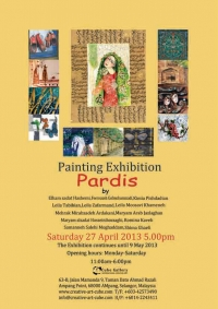 painting Exhibition Pardis